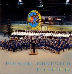 Pihalni Orkester Koper - 2001-2002