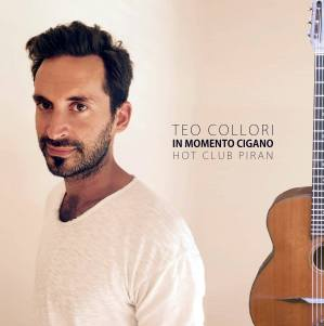 Teo Collori in Momento Cigano - Hot Club Piran (2015)