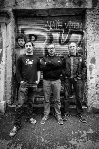 Goran Krmac Kvartet (foto: arhiv skupine)