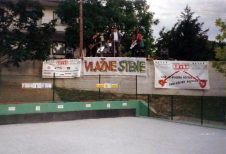 Vlažne Stene (foto: arhiv skupine)