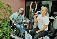 Rock On Balkon (foto: Branko Koprivec)