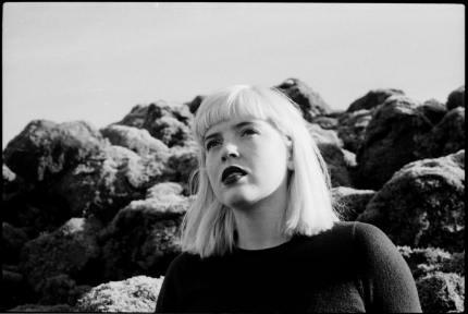 Katrín Helga Andrésdóttir by Sunna Axels