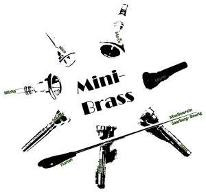 Probe Mini-Brass @ Aula des Schulzentrums