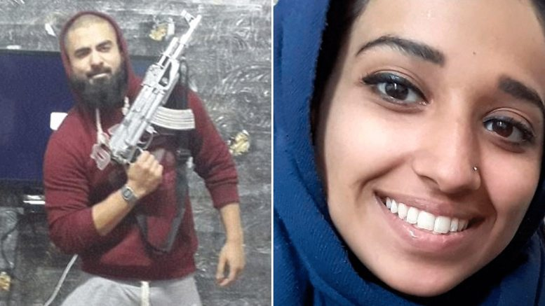 Hoda Muthana and her dead ISIS husband