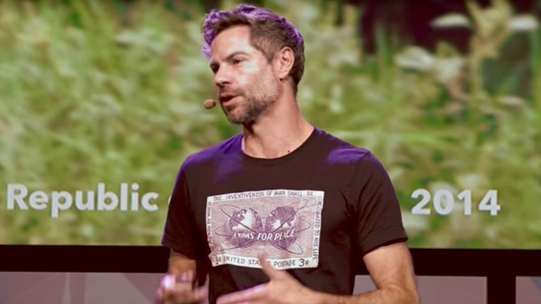 Michael Shellenberger in Berlin