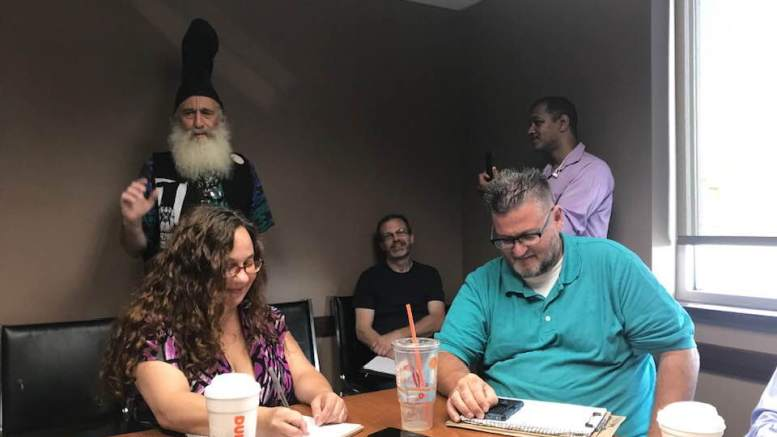 As Libertarians grow in Southern Tier, a 2020 Presidential