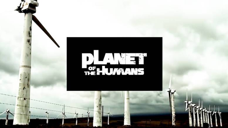 Planet of the Humans is a documentary by executive producer Michael Moore