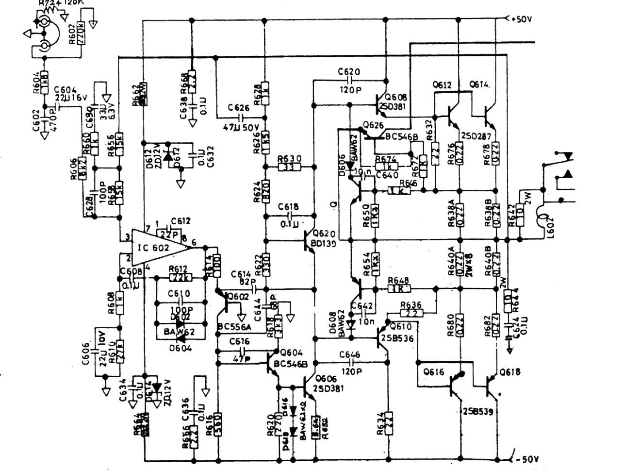 Nad Amplifier Review Amp Measurements