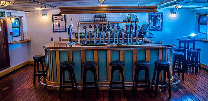 MV Cill Airne White Bar