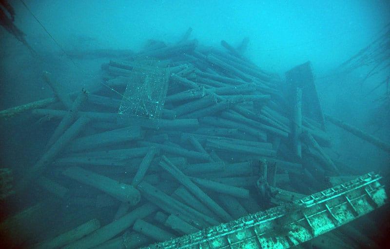 Thailand Wreck Diving MV Giamani Liveaboard
