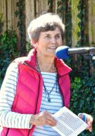 Betty Goerke - Historian and Mill Valley Historical Society board member.