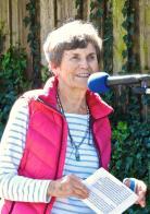 Betty Goerke - Historian and Mill Valley Historical Society board member.