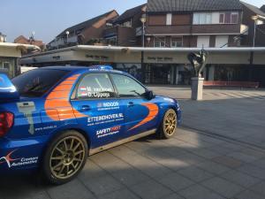 Presenatie Subaru Impreza Citycentrum
