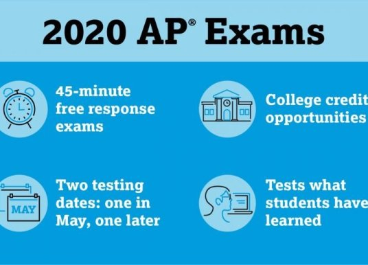 Students reflect on modified online Advanced Placement exams