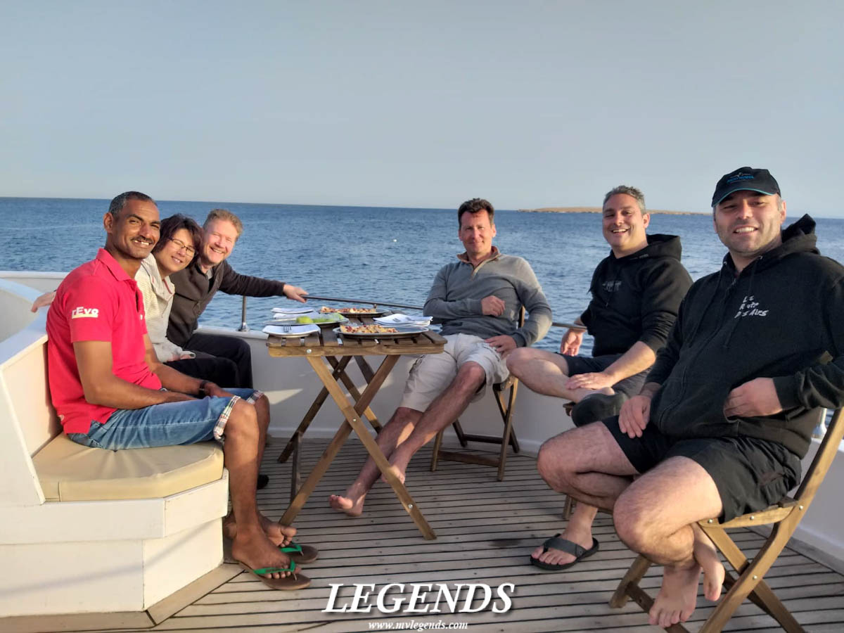 MV Legends - April 2019