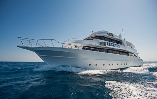 MV Legends Specialist Red Sea Liveaboard