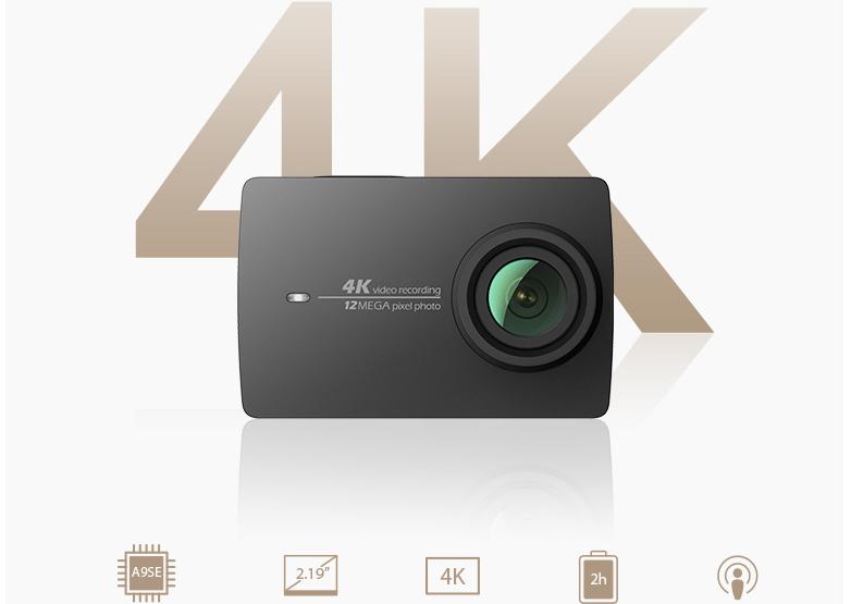 Xiaomi pone en aprietos a GoPro. La nueva YI 4K reclama nuestra atención