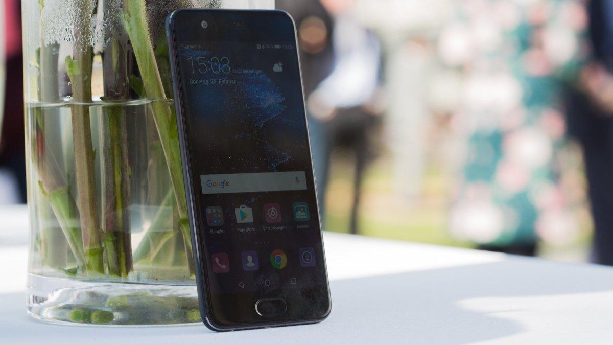 ¿Es el Huawei P10 resistente al agua?
