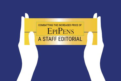 Staff editorial: EpiPens should be more affordable