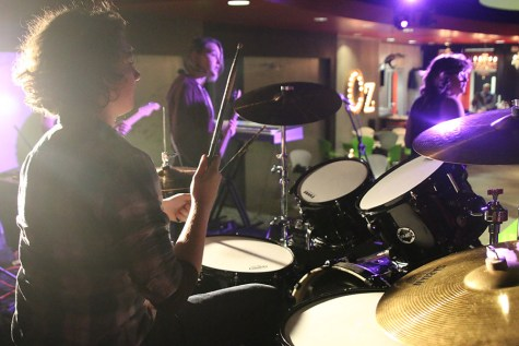 Freshman Jason Kingsbury invests in $3,000 instrument