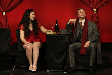 Students put on first ever thespian-exclusive show