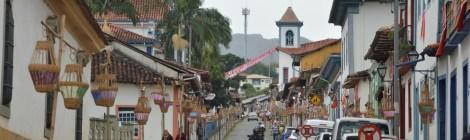 A cidade de Mariana está intacta e merece ser visitada