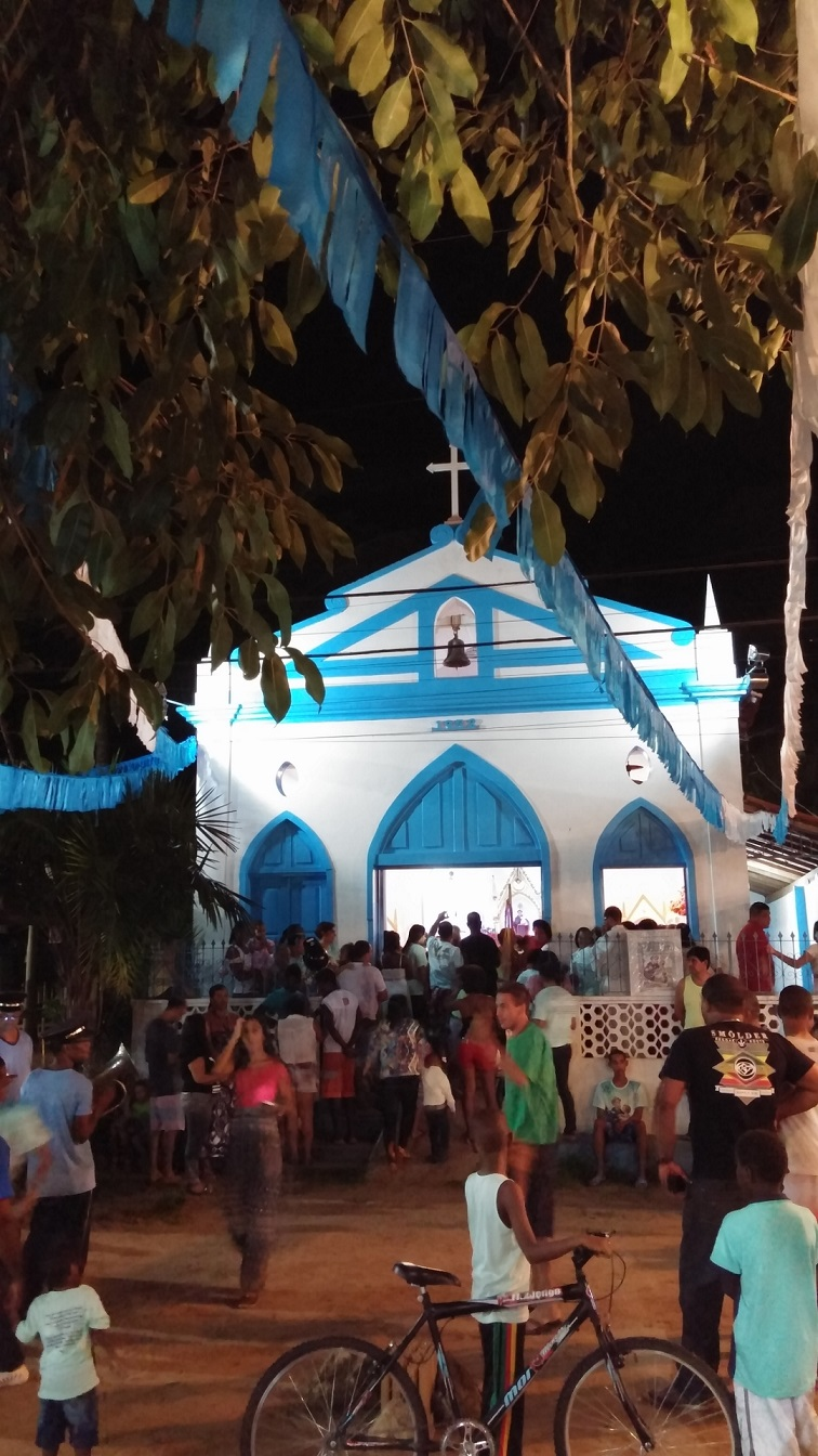 Festa de Santo Antônio, Barra Grande, Península de Maraú - BA, by Luciana de Paula, 2016