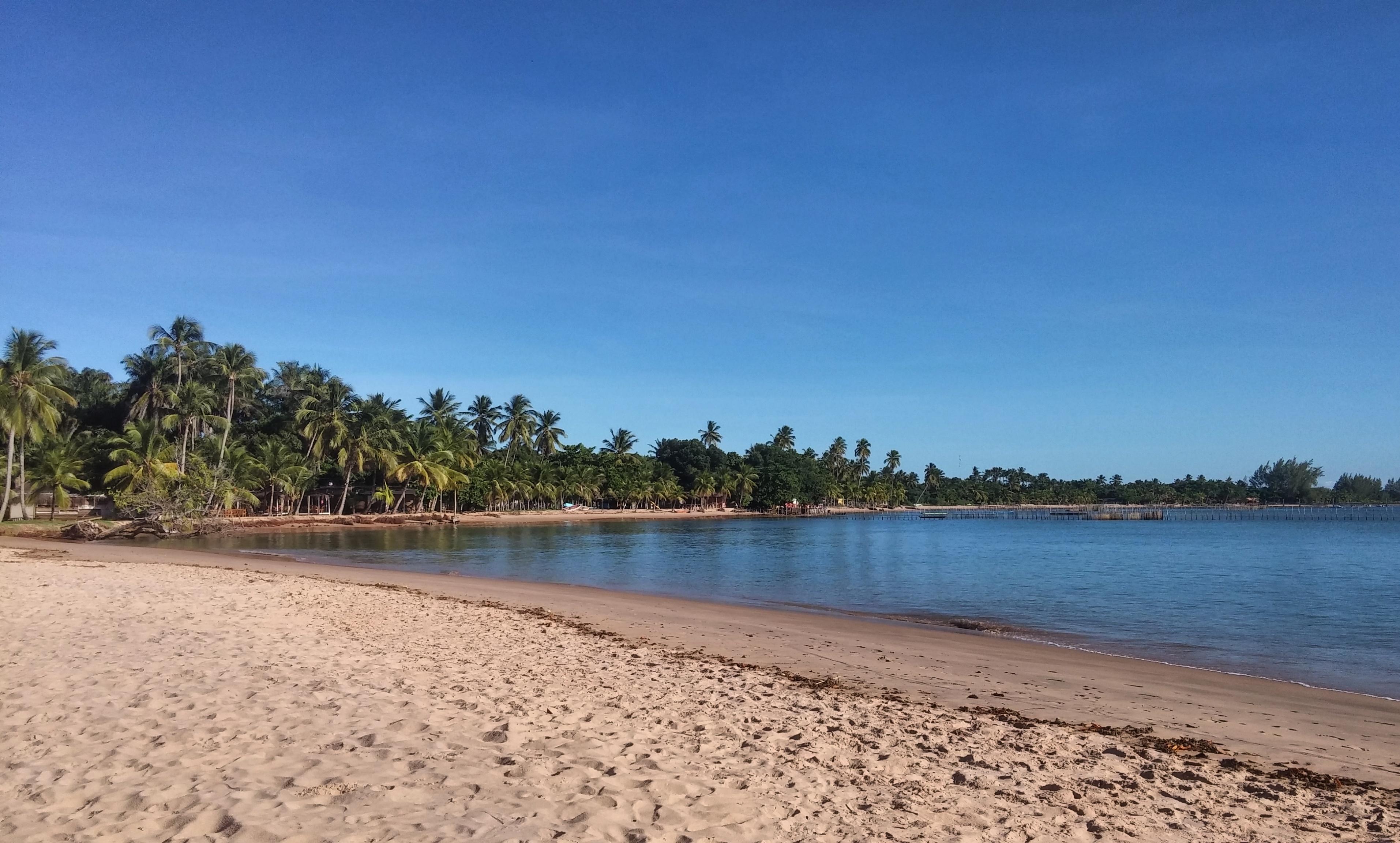Praia Ponta do Mutá, Barra Grande, Península de Maraú - BA, by Luciana de Paula, 2016