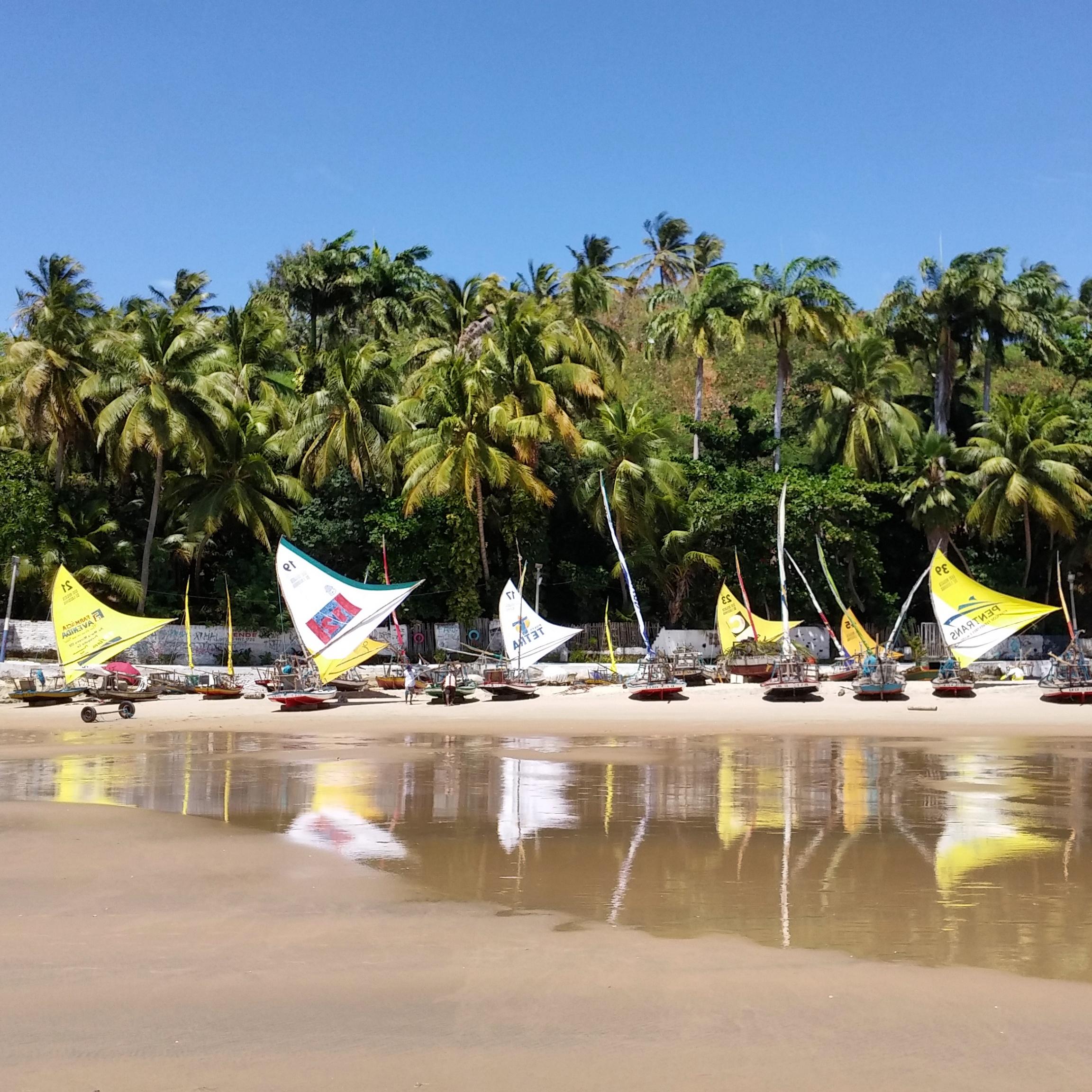 Praia de Lagoinha, Paraipaba - CE, by Luciana de Paula, 2016