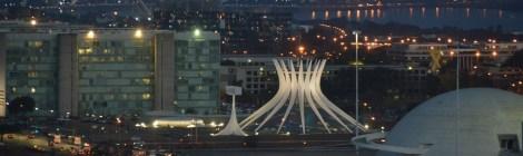 Brasília, cadê os políticos que estavam aqui?