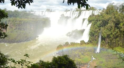 Cataratas do Iguaçu, a fantástica força das águas