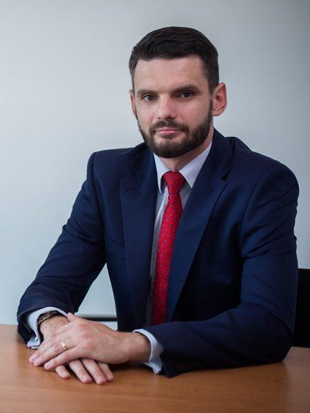 Doradca podatkowy Radosław Maćkowski