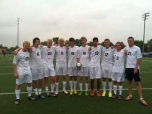 Boys soccer starts season 4-3-1