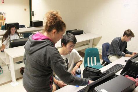 DECA adviser emphasizes hands-on learning