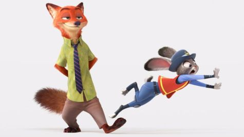 Zootopia builds a new world