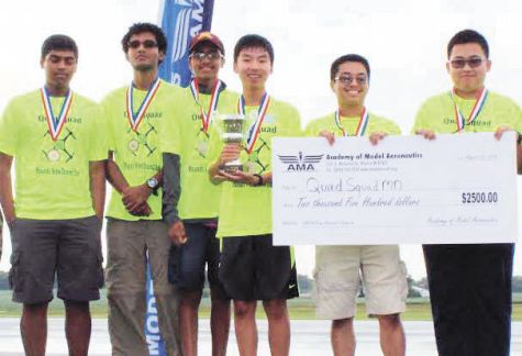 Mounds View Drone Club Wins Nationals