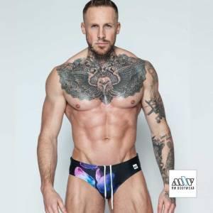 mens designer swimwear