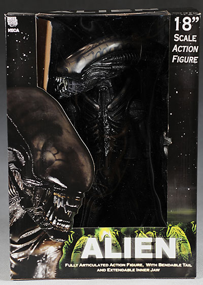 NECA Alien 18 inch action figure package
