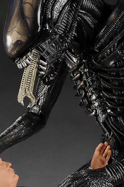 NECA Alien 18 inch action figure jaw