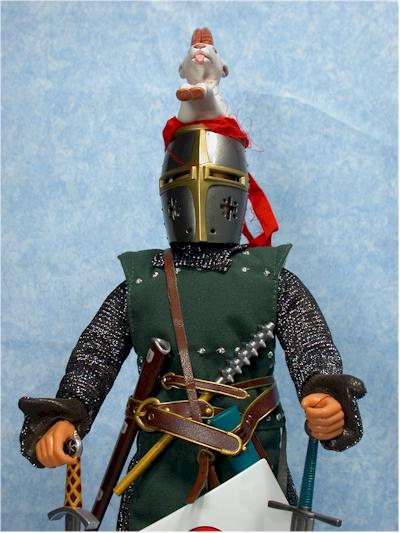 German Knight Circa 1290 Action Figure Another Toy