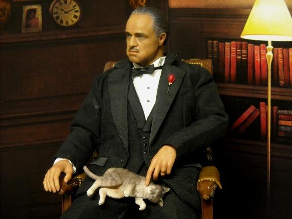 Resultado de imagen de godfather hot toy