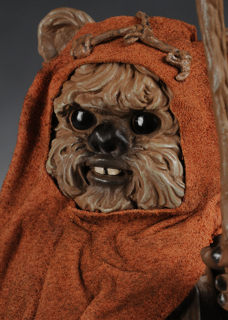 wicket the ewok action figure another pop culture collectible review