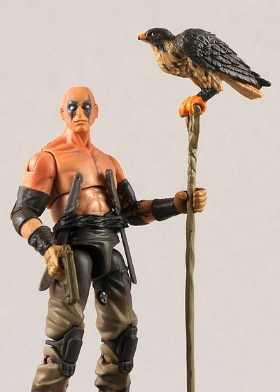 Zartan Pursuit Of Cobra PoC GI Joe Action Figure