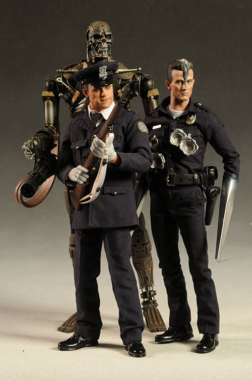 Review And Photos Of Hot Toys Terminator 2 T 1000 Sixth