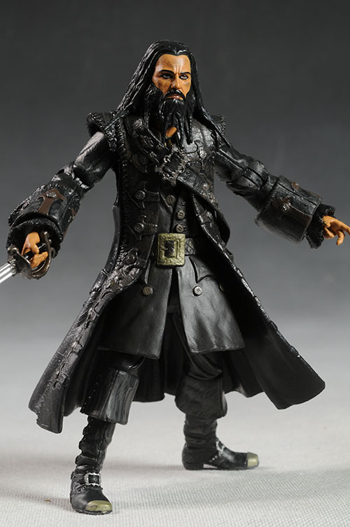 Review And Photos Of Pirates Blackbeard Phillip Zombie