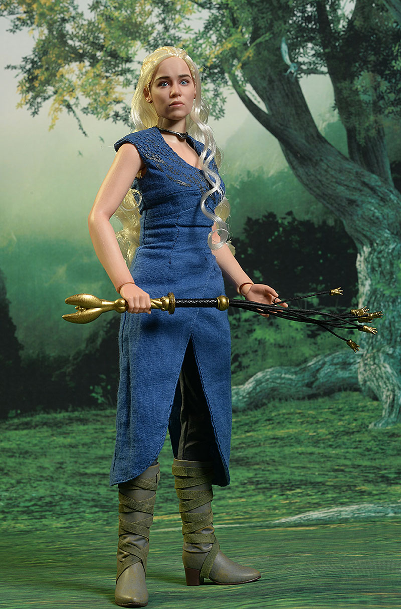 Daenerys Targaryen Game of Thrones sixth scale action figure by threeZero