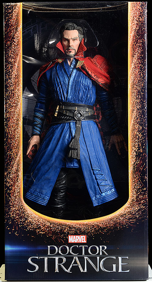 Doctor Strange 1/4 scale action figure by NECA