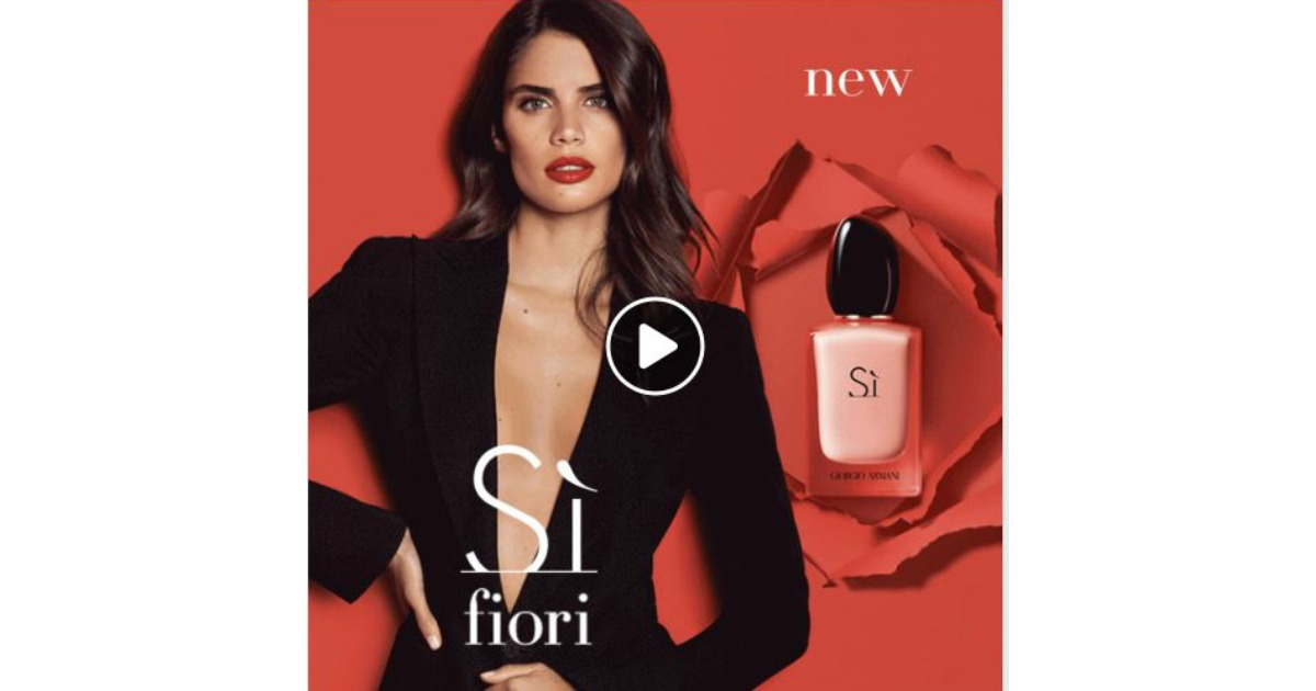 Free Giorgio Armani Sì Fiori Fragrance Mwfreebies