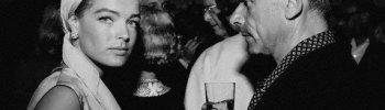 Director of one of my thesis films! vanityfair: aconversationoncool: Romy Schneider and director Hen