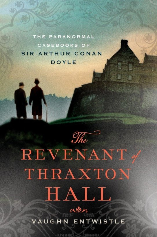 Cover - The Revenant of Thraxton Hall 7-3-13